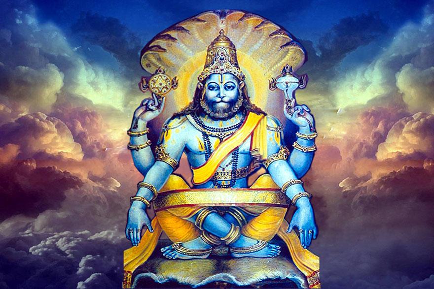 Sri Nrisimha Kavacha