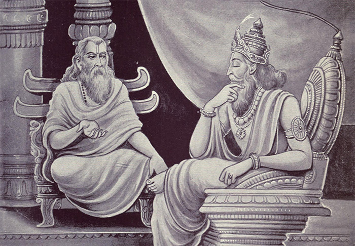 Vidura Neethi from the Mahabharata
