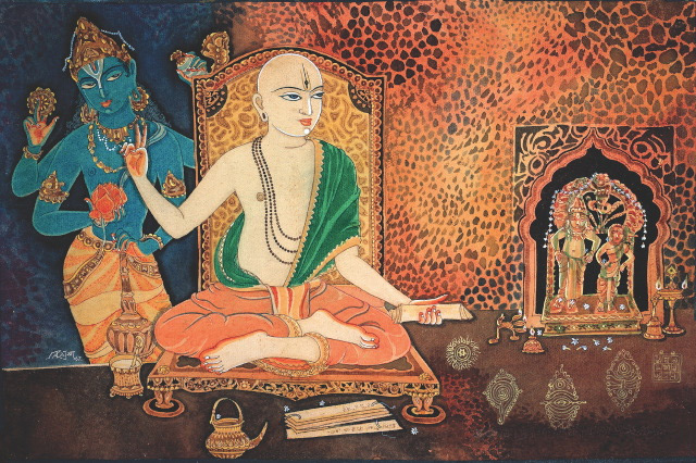 Sri Mani Manjari of Sri Narayana Panditacharya