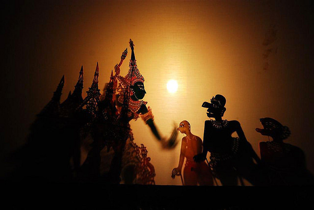 Malaysian Muslims Have Preserved the Ramayana in their Ancient Arts