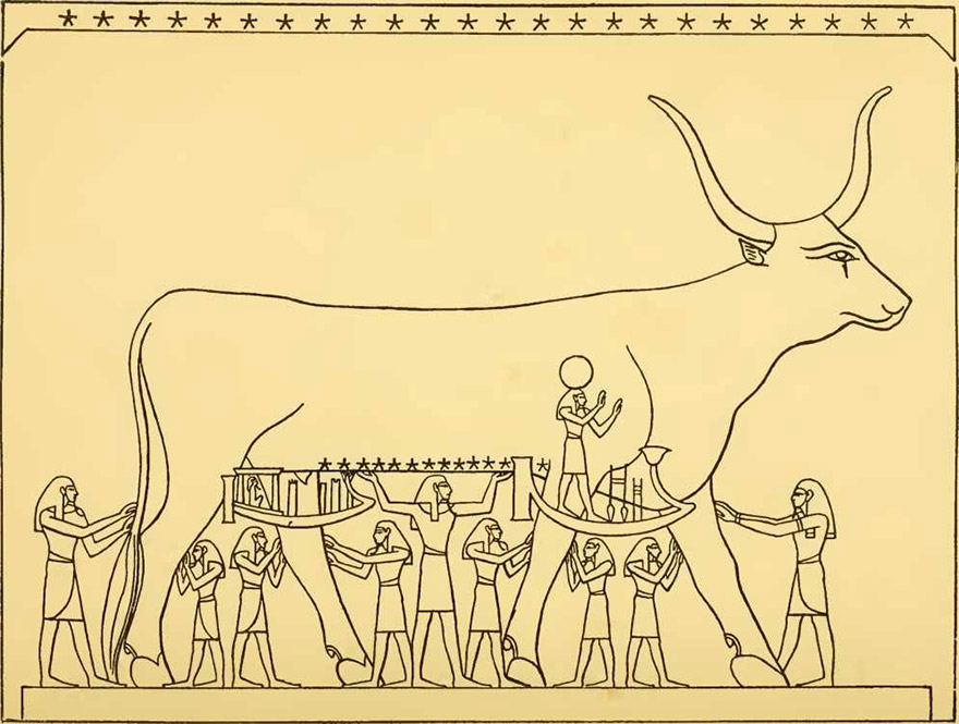 Ancient World Myths Link Us to Past Ages Where Cattle Were Venerated