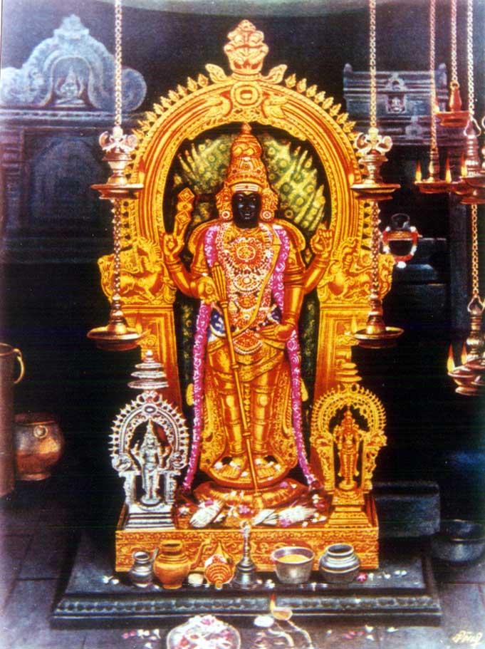TChendoorBalasubramaniyaSwamy MURUGAN
