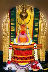 Shiva Lingam(BALAJI TEMPLE AURORA IL)