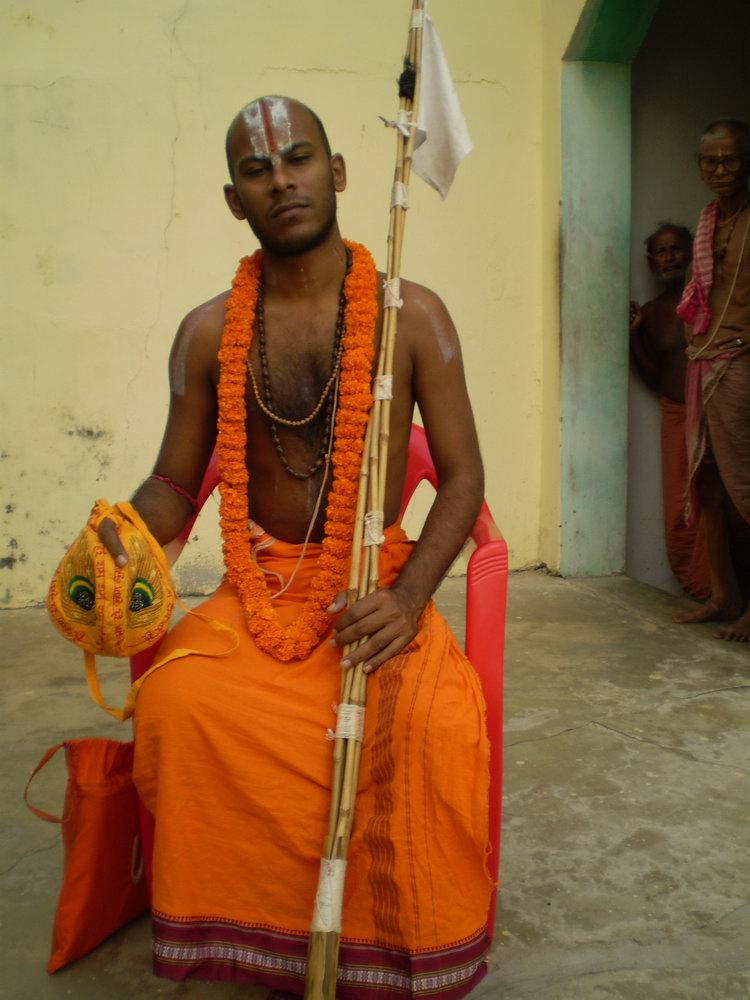 Srila Purushottam Maharaj