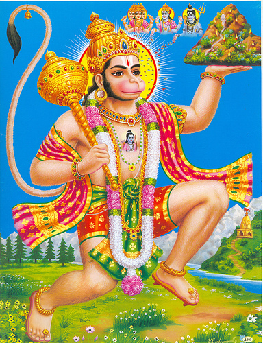 hanuman 0109