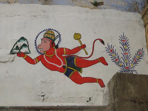 hanuman 0014