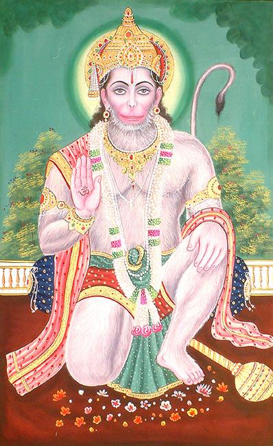 hanuman 0100