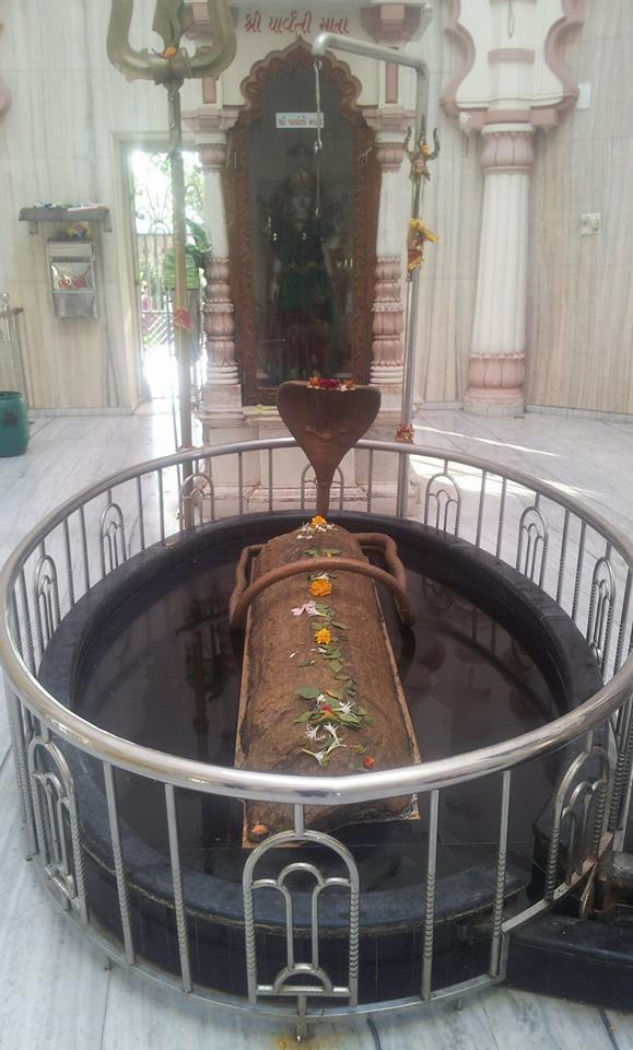 Tadkeshwar Mahadev Mandir at Valsad, Gujarat.