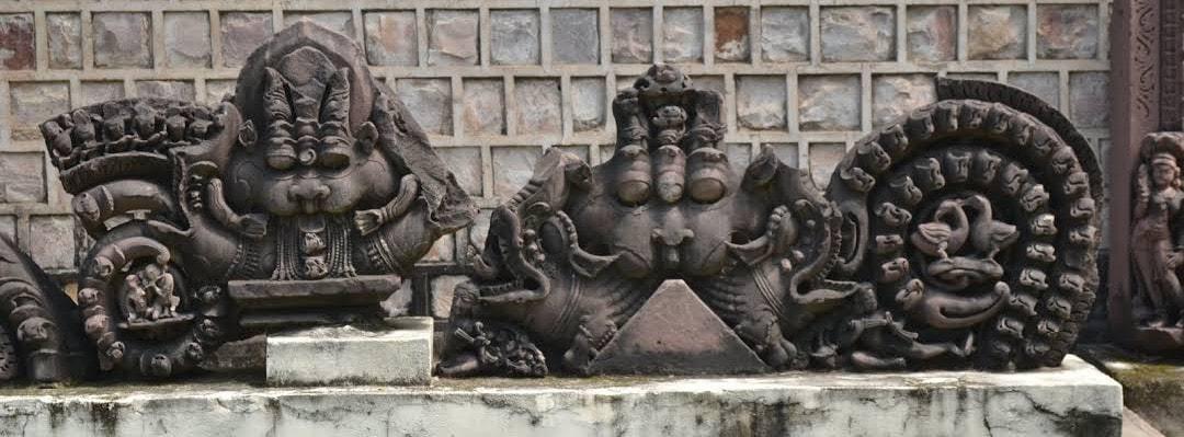 Bija Mandal Mosque is Built on Temple Ruins