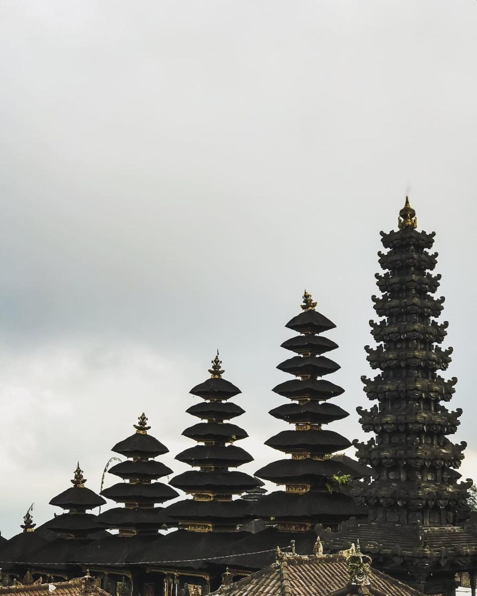 Pictures of Besakih Temple in Bali
