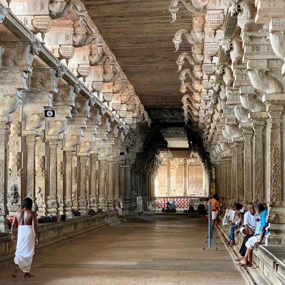 Pictures of Thiruvannaikaval Jambukeswarar Temple