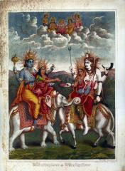 Pictures of Lord Vishnu