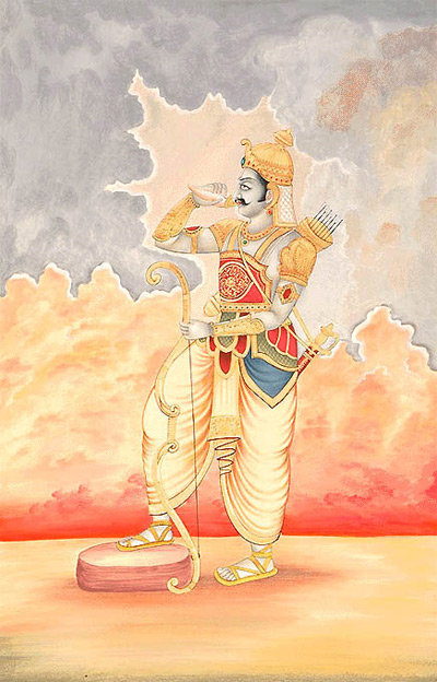 SeemaRK's The Brahmastra and Other Divine Weapons in the Puranas