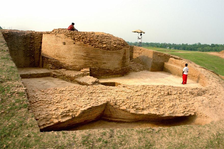 Divine Relics at Dakshin Dinajpur