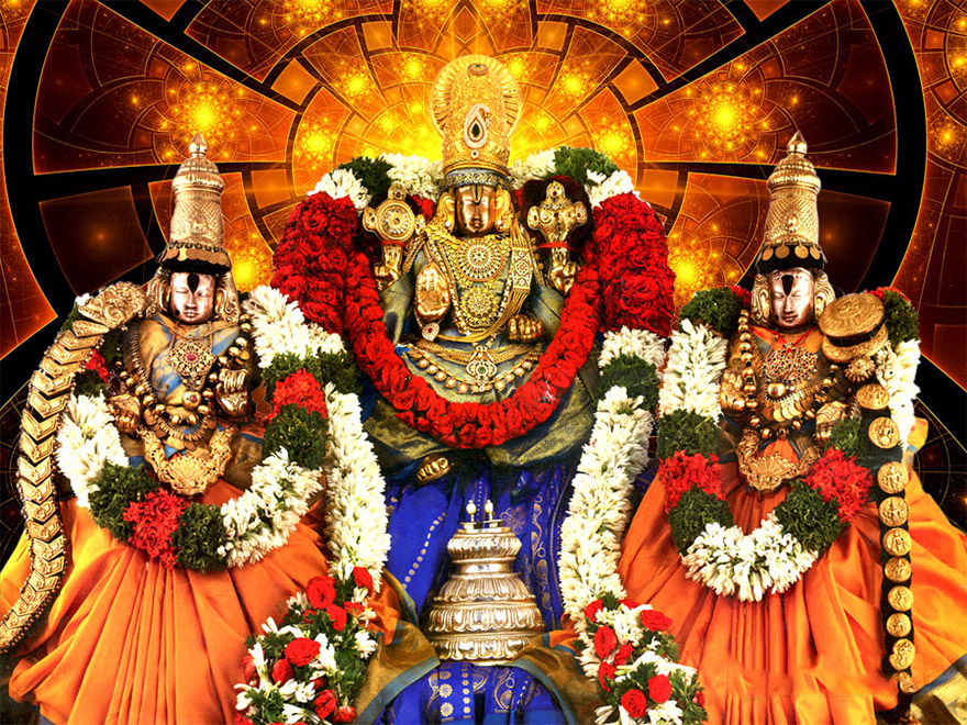 Rituals of Worship at Tirupati