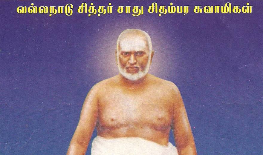 Siddhas of South India: Sadhu Chidambara Swamigal