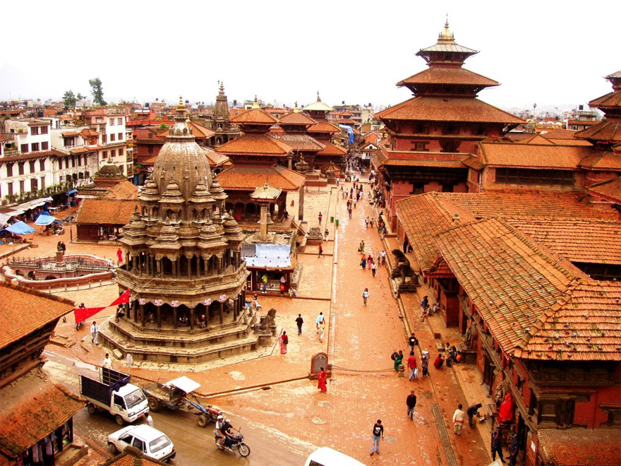 The Temples of Kathmandu