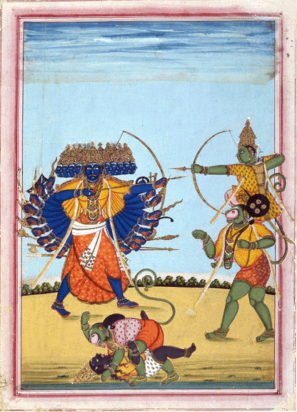 Ramwataram: el Ramayana DE Kampan