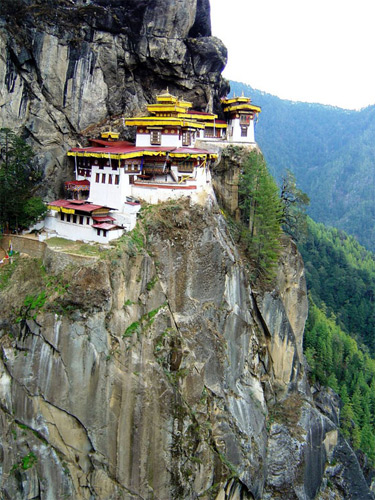Losing the Yeti in the Forgotten Nation of Bhutan
