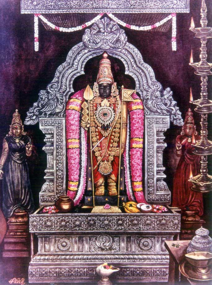 Tiruttani India  City new picture : Greatness of Tirutanikai: Puranic Importance