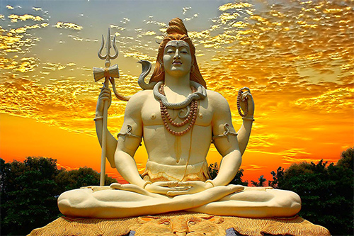 The Fearlessness and Fury of the Dancing Destroyer Lord Shiva