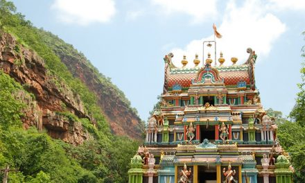 14 Pictures of Ahobilam, Holy Place of Lord Narasimha
