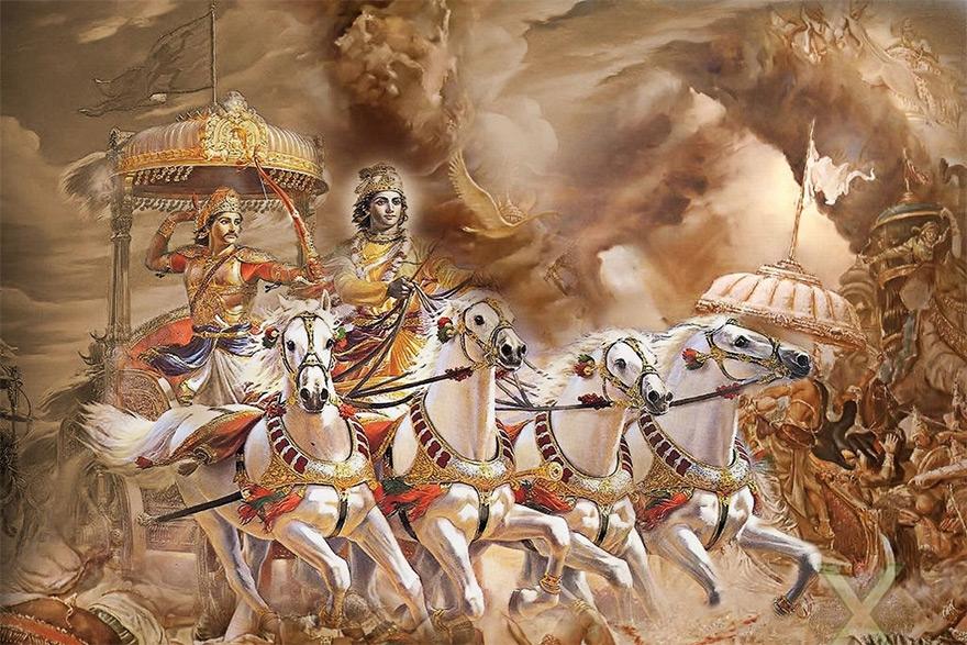 Ramayana, Mahabharata are True Accounts of the Period… Not Myths