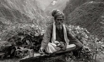 Unmani Mudra: Meditation on the Empty Space