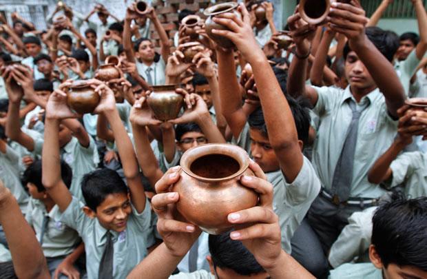 ¿Por qué cobre fue utilizado por nuestros antepasados
