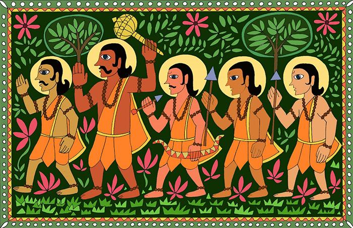The Glories of Pandava Nirjala Ekadashi from the Brahma Vaivarta Purana