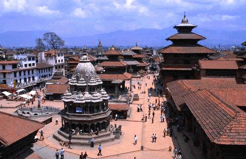 Los templos de Katmandú