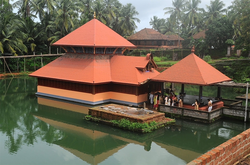 Temple in Kerala Guarded by Devotee Crocodile for Hundreds of Years