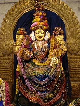 Bhuvaneshwari – Goddess of the Material Existence