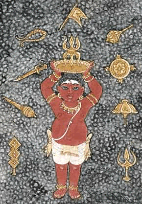 The Brahmastra and Other Divine Weapons in the Puranas