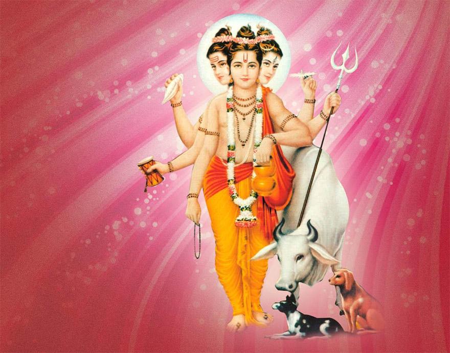 Datta Jayanti: The Appearance of Dattatreya, the Triple Avatar