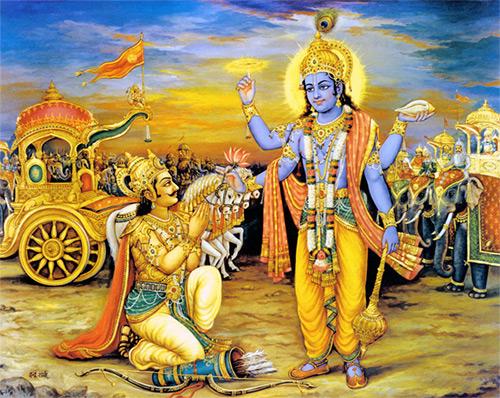 Las interpretaciones de la Bhagavad Gita
