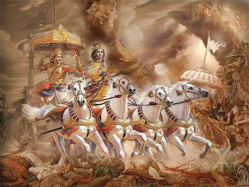 Mystery of the Bhagavad Gita Simplified