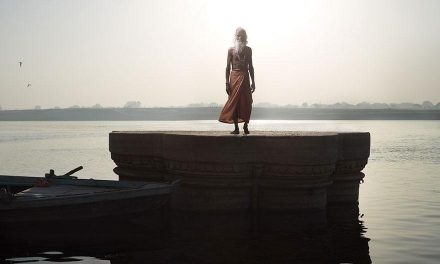 Powerful Portraits of India's Holy Men