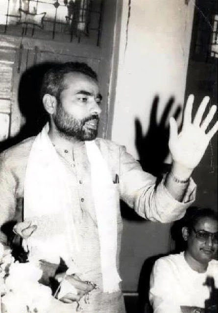 Rare Pictures of Prime Minister Narendra Modi Living as a ...