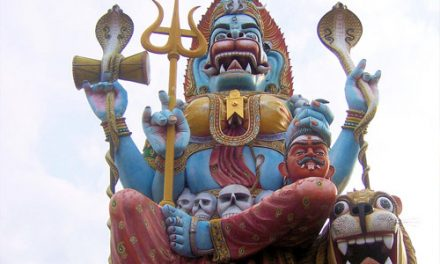 Sri Maha Pratyangira Devi: The Goddess to Counter Black Magic