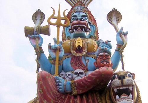 Pratyangira Devi Mantra - Sri Maha Pratyangira Devi Moola