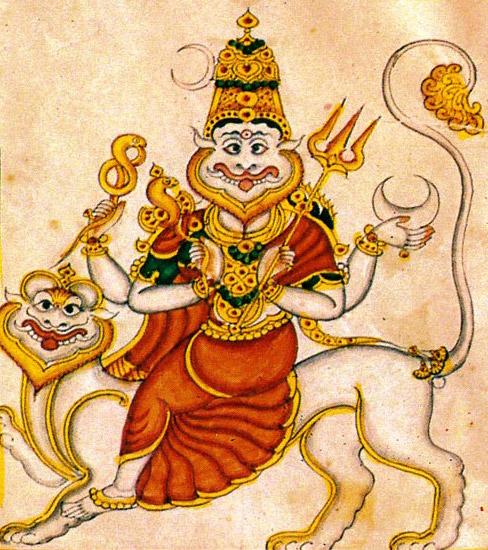 Sri Maha Pratyangira Devi: The Goddess to Counter Black Magic