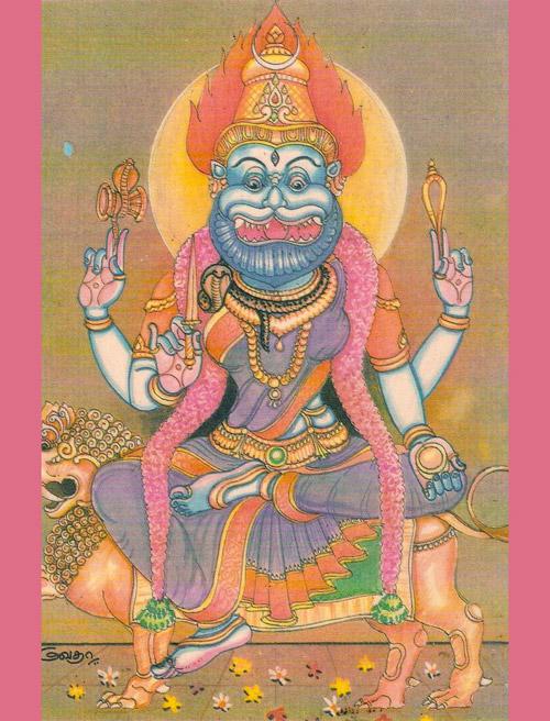 Pratyangira Devi Mantra - Sri Maha Pratyangira Devi Moola Mantra and
