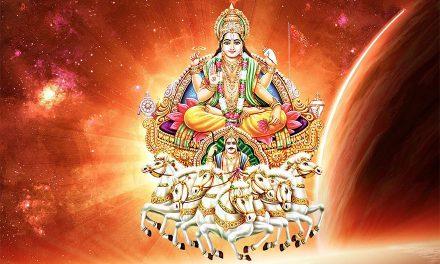 Dreams of Lord Surya