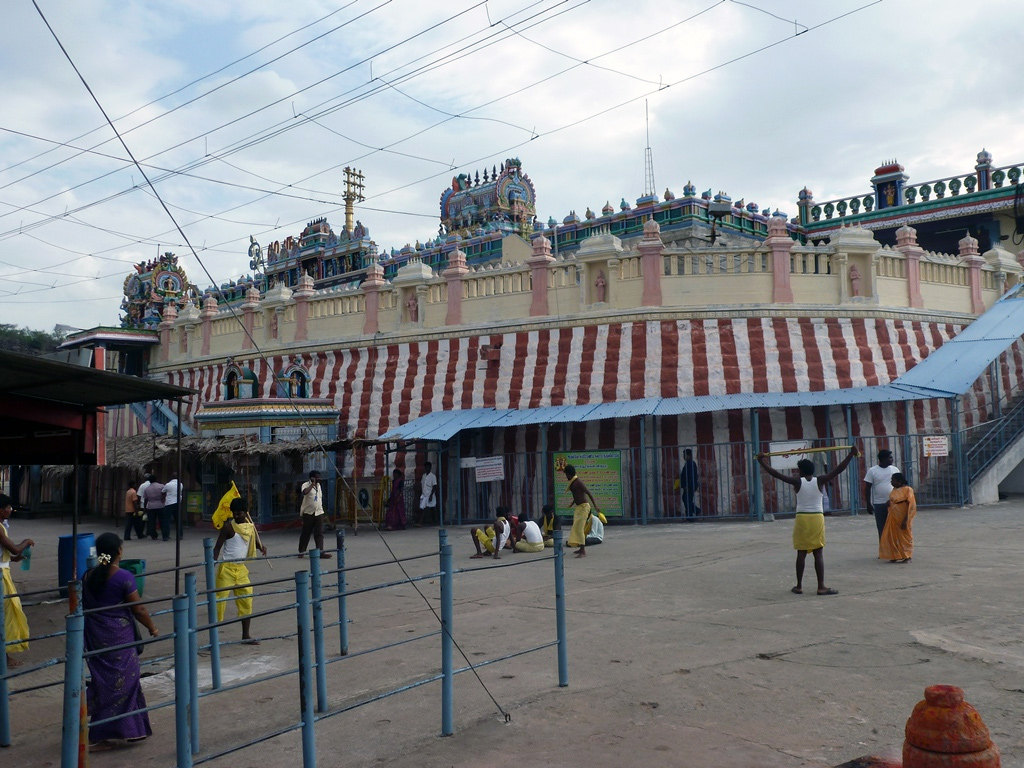 Tiruttani India  city pictures gallery : Abodes of Lord Muruga: Tiruttani