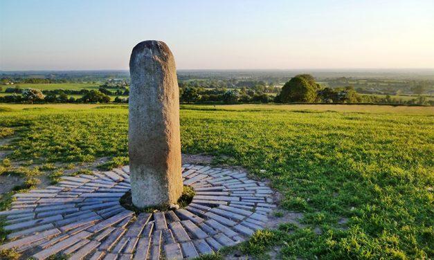 Ancient Shiva Linga in Ireland