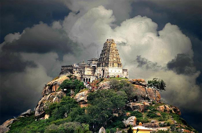 Algunos datos increíbles sobre antiguos templos hindúes