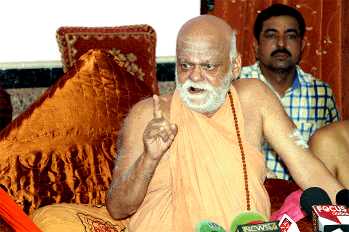Puri Shankaracharya Lambasts Jagannath Temple Body
