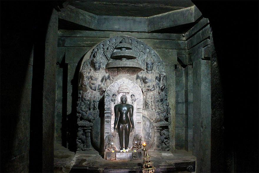 The Ancient Temple of Brahmajinalaya