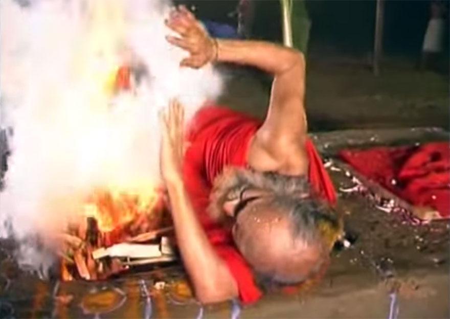 Rambhau Swami: El Yogui Fuego de Tanjore